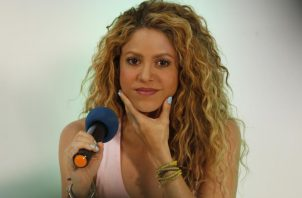 Shakira. Foto: EFE