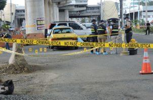 Las autoridades señalaron que pondrán en marcha un plan para mitigar los hechos de violencia. Foto: Landro Ortiz.