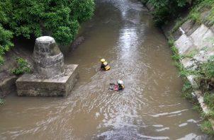 Cuatros bloques de búsqueda del Sinaproc se activaron desde el 1 de julio buscando el cuerpo del hombre desaparecido en Condado del Rey.