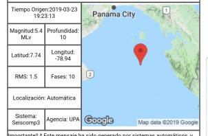 En Panamá se registra entre 15 a 20 sismos diarios según el Instituto de Geociencias de la Universidad de Panamá.
