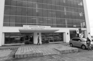 Oficinas del Sistema Penal Acusatorio en la provincia de Panamá. Foto: Archivo.