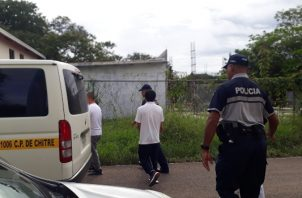 Se presentaron los argumentos de las partes del proceso, y por decisión unánime de los tres magistrados, se confirmó la medida de detención. Foto/Thays Dompinguez