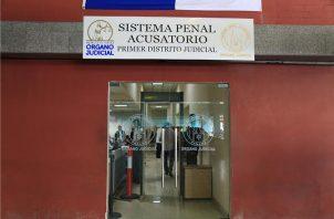 Defensoría del Pueblo provoca alarma en salas del SPA tras una fumigación. Foto: Órgano Judicial.