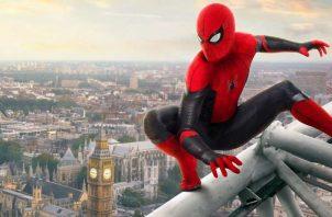 'Spider-man: lejos de casa'. Foto: Internet