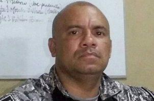 El Sub teniente Arquimedes Mitre, aparentemente se suicidó. Foto/Diómedes Sánchez
