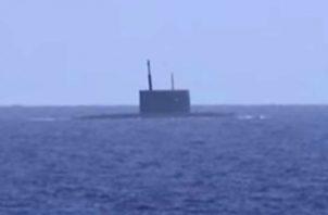 Submarino nuclear ruso. Foto: Archivo/Ilustrativa