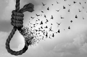 Buscan prevenir y disminuir los casos de suicidios en Panamá. Foto ilustrativa.
