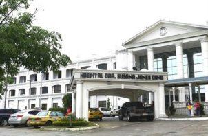Hospital Susana Jones permanece cerrado desde el pasado 1 de febrero.