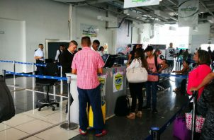 CubaNet denunció irregularidades en tarjetas de turismo Panamá. Foto/Archivos
