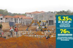 Venta de viviendas podrían verse impactadas por alzas de la tasas de interés en EE.UU.