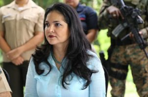 Tayra Barsallo ya presentó una primera denuncia, el pasado 25 de septiembre. Foto de cortesía