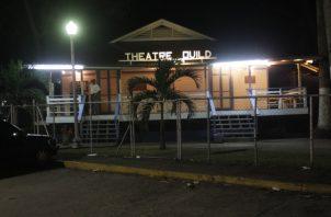Teatro Guild, en Ancón realizará el 20 de julio audiciones para un montaje. Foto: Archivo.