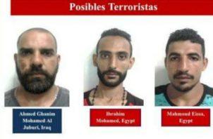 Tres terroristas de ISIS estuvieron en Panamá, según informe de los Estados Unidos. Foto: Cortesía Departamento de Estado.