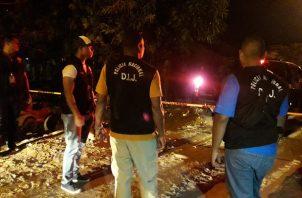 Las atacantes lo llamaron por su nombre y le dispararon en la puerta de su casa. Foto/Mayra Madrid