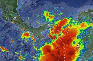 Sinaproc advierte sobre paso de onda tropical por todo el territorio nacional. Foto: Sinaproc.