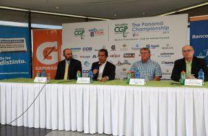 Hoy se dieron detalles del torneo en rueda de prensa.