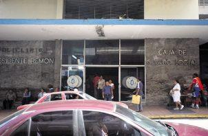 El Centro Especial de Toxicología funciona en la Policlínica Presidente Remón cantera y es para atender a pacientes afectados por el ditetilenglicol.
