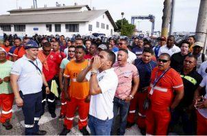 El beneficio lo recibirán aproximadamente 1,000 trabajadores, como parte de una compensación o reintegración. Foto/Tráfico Panamá