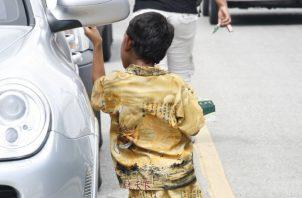 Día Mundial Contra el Trabajo Infantil. Foto: Archivo/Panamá América