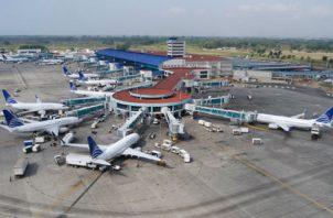 El transporte aéreo de Panamá crecerá un 155% para el 2037 si mantiene la tendencia actual.