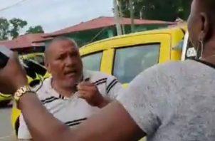 El transportista fue aprehendido por 48 horas mientras se realiza la investigación del caso.