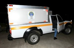 Juan José Soto de 27 años se convirtió en la novena víctima por accidente de tránsito en la provincia de Colón. Foto/Diómedes Sánchez