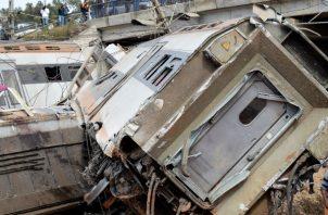 Todos los heridos fueron ingresados en los hospitales cercanos al lugar del accidente ocurrido en Marruecos..