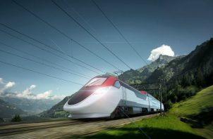 El tren Panamá -David tendría un costo de 4,100 millones de dólares.