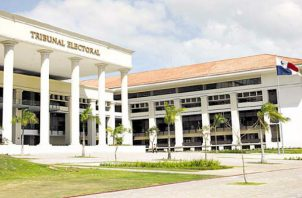 Tribunal Electoral. Foto/Archivos