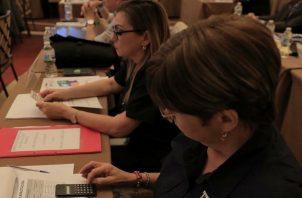 Tribunal Electoral evalúa Plan General de Elecciones. Foto/Cortesía