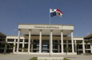 Instalaciones del Tribunal Electoral de Panamá. Foto: Archivo