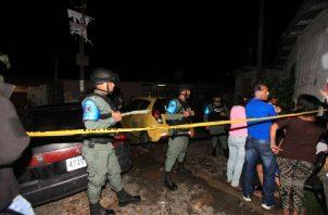 Lo atrapan diez meses después de haber asesinado a tres hombres en Pan de Azúcar. Foto: Panamá América.