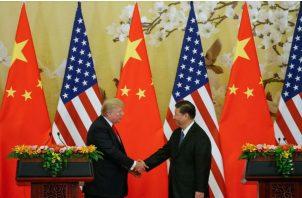 Trump y Xi se reunieron por última vez el pasado diciembre en Buenos Aires. Foto/Archivo EFE