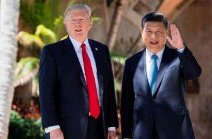 Ambas potencias mundiales iniciaron una ronda de reuniones clave el miércoles para intentar superar las profundas diferencias. Tomada de Internet