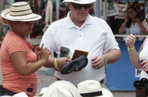 A pesar de que las estadísticas  muestran un aumento  del turismo a nivel mundial, este sector en Panamá no ha logrado captar a turistas.