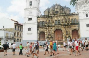Panamá tiene que diversificar la oferta turística. Archivo