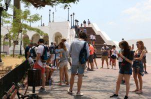 La ocupación hotelera en los primeros tres meses del año está en un 46.5%, según la Autoridad de Turismo de Panamá (ATP). Foto/Archivo