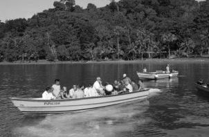 Panamá goza de particular atractivo que solamente le hace falta pulir para convertirse en brilloso diamante del turismo universal. Foto: Archivo. Epasa.