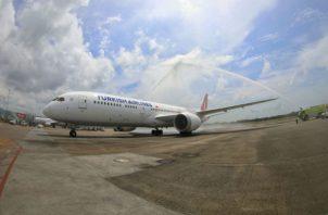 Turkish Airlines incrementará su capacidad a 300 pasajeros convirtiendo a Panamá en el destino número 14 en su plan de expansión en América. Foto/Cortesía