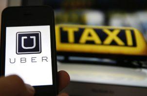 Uber indicó que en estos últimos 5 años ha invertido más de $20 millones dentro de Panamá. Foto/Archivo