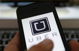 Uber es utilizada por más de 285,000 usuarios en Panamá. Foto/Archivo