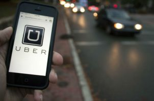 La aplicación Uber llegó a Panamá hace casi cinco años. Foto: Archivo