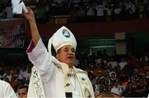 Monseñor José Domingo Ulloa también pidió a la población creer que es posible combatir la corrupción.