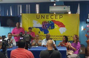 Unión Nacional de Educadores de Panamá (Unecep)