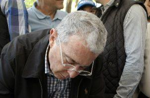 El expresidente Álvaro Uribe Vélez ha sido crítico de los gobiernos chavistas. Foto: Archivo/Ilustrativa.