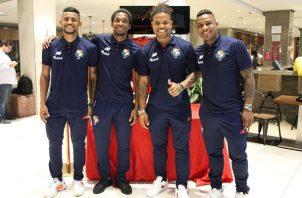 Panamá se alista para la Copa Oro.