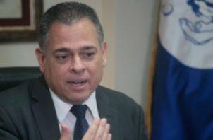 Julio García Valarini, director de la CSS. Foto/Víctor Arosemena
