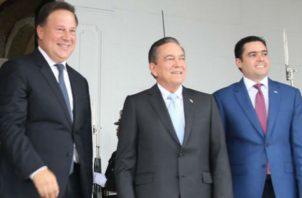 Las críticas del vicepresidente electo José Gabriel Carrizo han molestado al presidente Juan Carlos Varela.