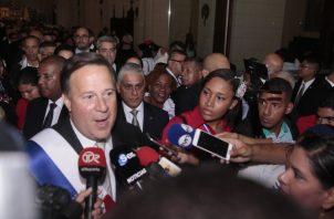 Presidencia contrata a Medcom y a TVN por $5.2 millones para difusión de publicidad. Foto: Panamá América.