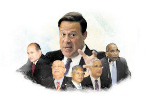 Sociedad Civil le da la espalda a Juan Carlos Varela tras sus designaciones en la Corte Suprema.Foto: Panamá América.